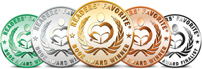 Readers' Favorites Medals
