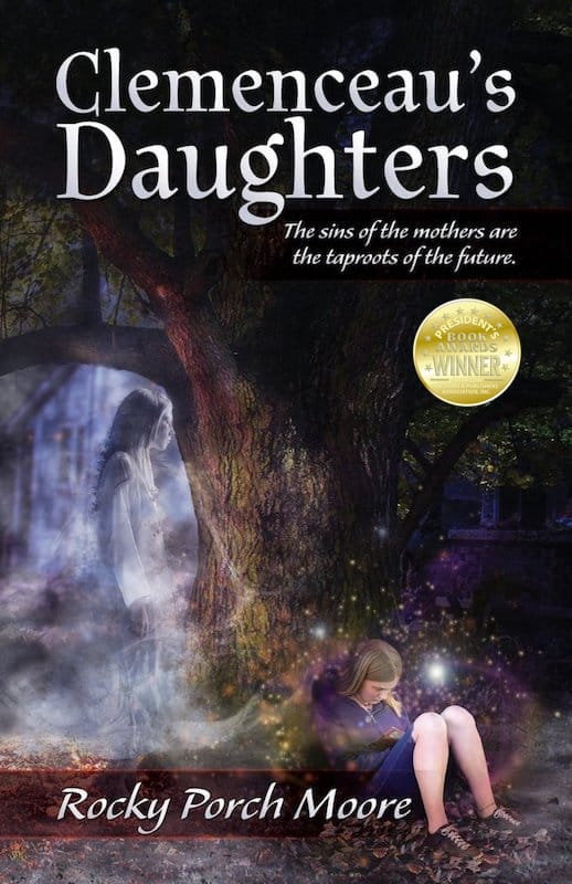 Clemenceau's Daughters by Rocky Porch Moore Cover