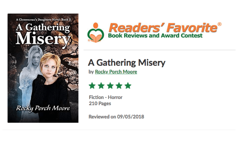A Gathering Misery Readers Favorites Review