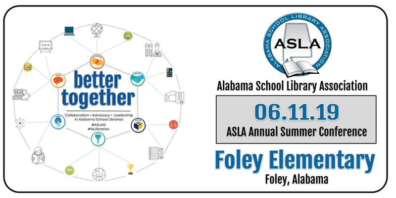 Alabama School Library Association Annual Summer Conference